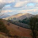 Malvern Hills Views, November by LisaRoberts
