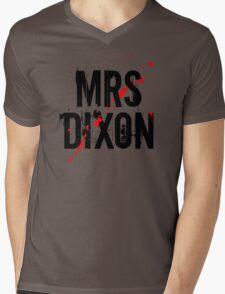 MRS DIXON Mens V-Neck T-Shirt