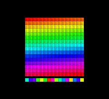 Color Selector by emoc by Rupert  Russell