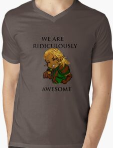 we are ridiculously awesome Mens V-Neck T-Shirt