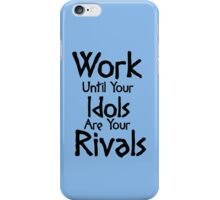 Work iPhone Case/Skin