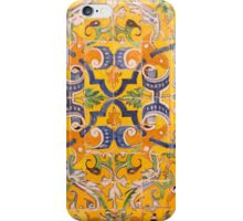 Alcazar Tiles iPhone Case/Skin