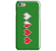 Heart Containers iPhone Case/Skin