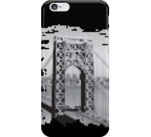 Pixel Bridge iPhone Case/Skin