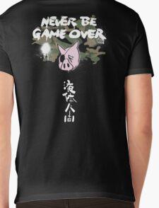 Never Be Game Over Mens V-Neck T-Shirt
