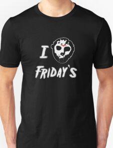 I <3 friday's T-Shirt