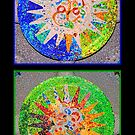 Gaudi Details by Nigel Fletcher-Jones