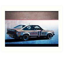 Allan Grice Torana A9X Art Print