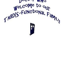 Doctor Who by pcapmerch