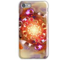 Color Wheel Fractal Design for iPhone Case iPhone Case/Skin