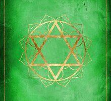 Heart Chakra by Magic-Mirror
