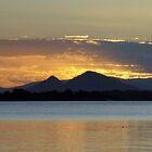 Sunset at Bribie Island by STHogan