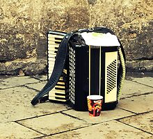 Accordion by Caroline Fournier
