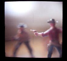 Gunman by Brandon Stauffer