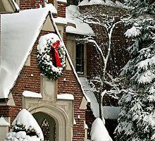 """Christmas Splendor"" iPhone case by James Lady"
