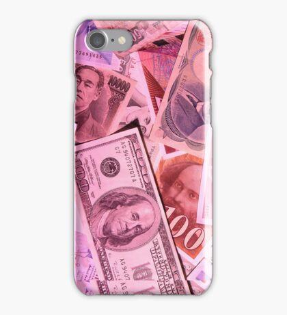 Money, Money, Money iPhone Case/Skin