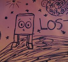 Lost Little One by 4fingersplusone