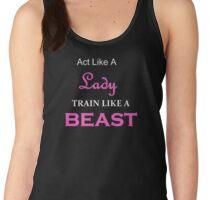 Lady Beast Women's Tank Top