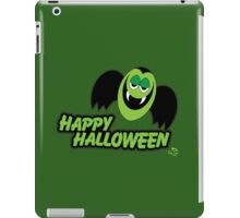 Vampire Count Happy Halloween iPad Case/Skin