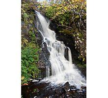 Scottish Waterfall Photographic Print