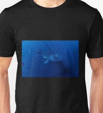 Whale Shark, Ningaloo, Western Australia Unisex T-Shirt