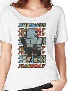 Beastie Boys - Intergalactic Planatary Women's Relaxed Fit T-Shirt