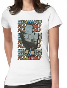 Beastie Boys - Intergalactic Planatary Womens Fitted T-Shirt
