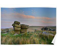 Dartmoor: The Moon Over the Moor Poster