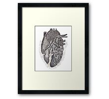 'Secrets I Have Held In My Heart'  Framed Print