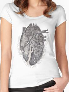 'Secrets I Have Held In My Heart'  Women's Fitted Scoop T-Shirt