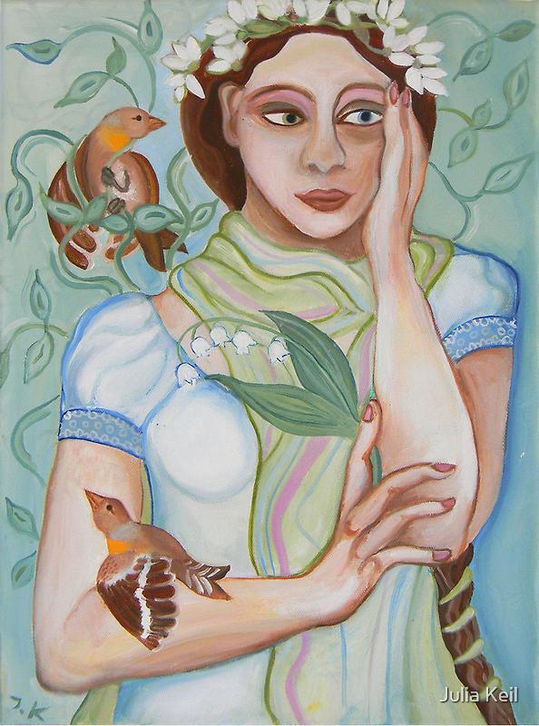 February  by Julia Keil