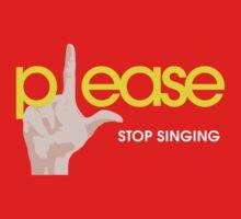 Please Stop Singing by studown