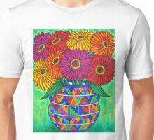 Zinnia Fiesta Unisex T-Shirt