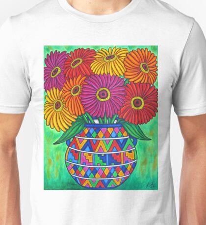 Zinnia Fiesta T-Shirt