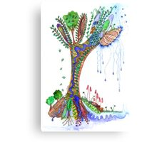 Tree of Life 3 Canvas Print