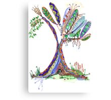 Tree of Life 4 Canvas Print