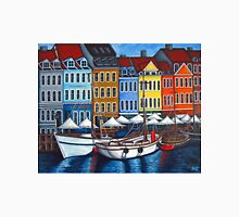 Colours of Nyhavn  Unisex T-Shirt