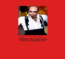 Les Grossman Welcome to the Goody Room Unisex T-Shirt