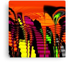 Garish Canvas Print