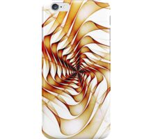 Ribbons Fractal Design for iPhone Case iPhone Case/Skin