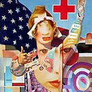 Nurse Quaylube (Color Version.) by Andy Nawroski