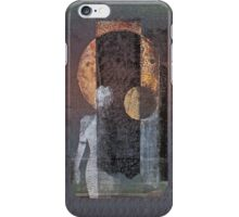 Into Memory She Walked iPhone Case/Skin