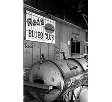 Red's Blues Club, Clarksdale, Mississippi Photographic Print