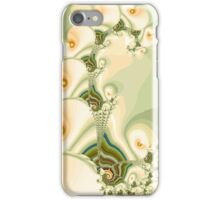 Growing Pearls Fractal Design for iPhone Case iPhone Case/Skin