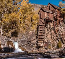 Crystal Mill 2 by Candy Gemmill