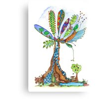 Tree of Life 12 Canvas Print