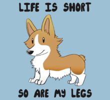 Life Is Short, So Are My Legs by thebeardguy