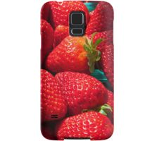 Strawberries iphone forever... Samsung Galaxy Case/Skin