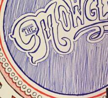 The Mowgli's Sticker