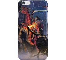 Count Vlad, the Blood Knight iPhone Case/Skin